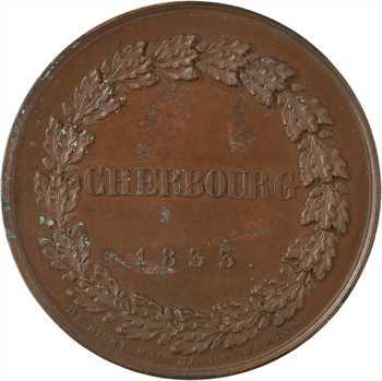Louis-Philippe Ier, visite du Roi à Cherbourg, 1833 Paris
