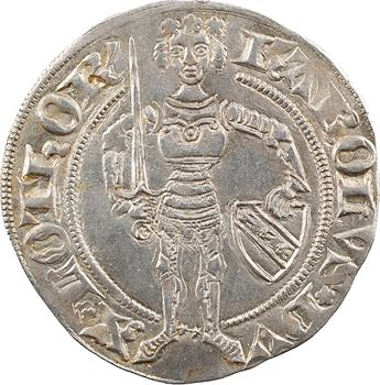 Lorraine (duché de), Charles II, gros, Nancy