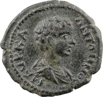 Moésie inférieure, Nicopolis, Caracalla, AE17, 198-217