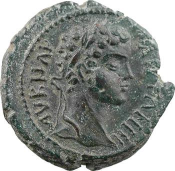 Moésie inférieure, Nicopolis, Caracalla, AE18, 198-217