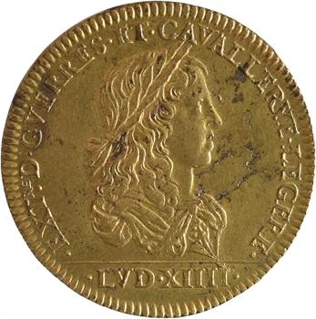 Louis XIV, la Cavalerie légère, 1657 Paris