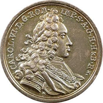 Allemagne (Empire), couronnement de Charles VI, 1711