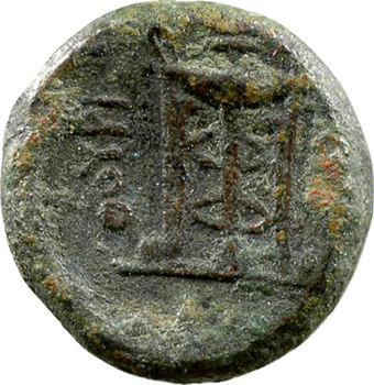 Lucanie, bronze, Thurium, c.300-268 av. J.-C.