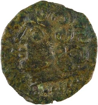 Bituriges Cubes, bronze ABVDOS, classe IV, c.60-40 av. J.-C