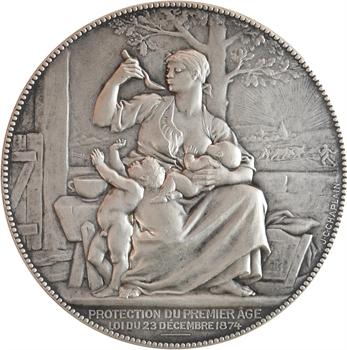 Chaplain (J.-C.) : Protection des Enfants du premier âge, 1931 Paris