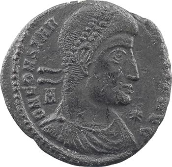 Constance II, maiorina, Siscia, 1re officine, 350