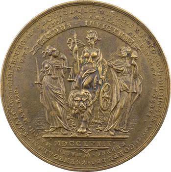 Royaume-Uni, Georges II, les victoires navales, 1758