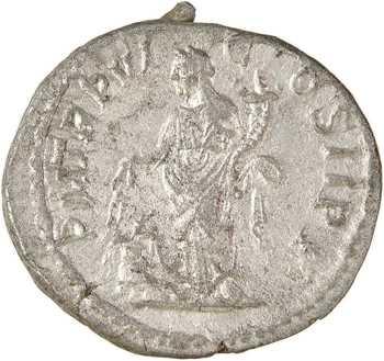 Sévère Alexandre, denier, Rome, 227