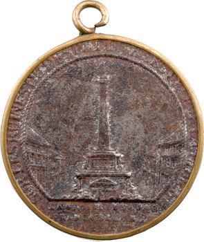 Convention, rappel du serment prêté par les députés, par Palloy, An 3 (1793) Paris