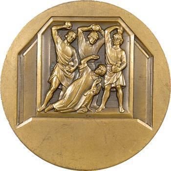 Saints (série des), Saint Étienne par Becker, s.d. Paris