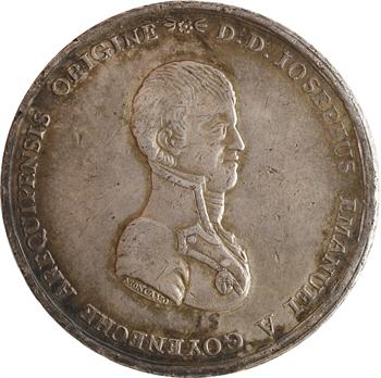 Bolivie/Pérou, Fernand VII, la ville de Potosí à José Manuel de Goyeneche, 1811