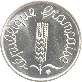 Ve République, 1 centime épi, 1982 Pessac