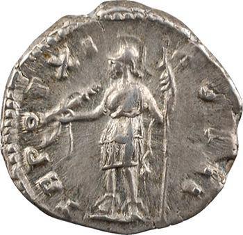 Marc Aurèle César, denier, Rome, 156-157