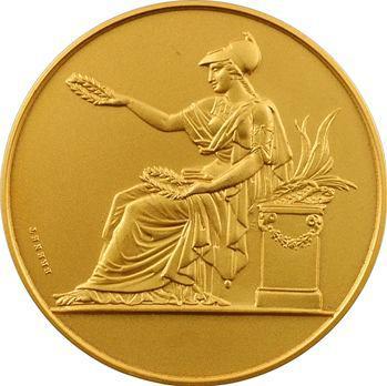IIIe République, prix pour des travaux de chimie agricole, par Brenet, 1911 Paris