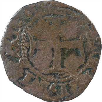 Bretagne (duché de), Jean V, double tournois, s.d. (après 1436) atelier indéterminé