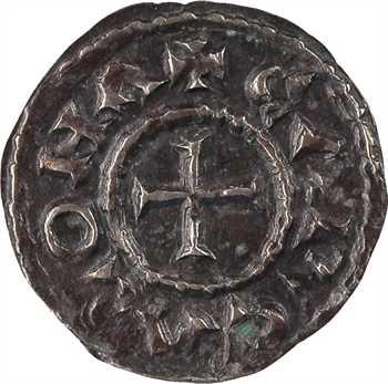 Carcassonne (comté de), denier anonyme, Xe-XIe s.