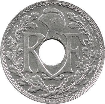 IIIe République, essai-piéfort de 10 centimes, 1914 Paris