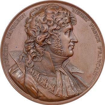 Italie, hommage à Joachim Murat, 1815 (1842-1845) Paris