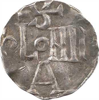 Allemagne, Cologne, Henri II, Roi, denier, s.d. (1002-1014) Cologne