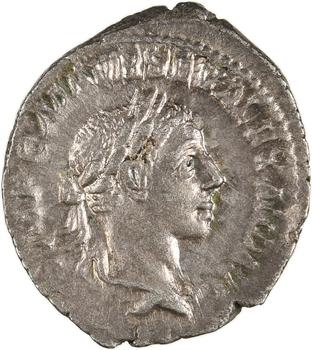 Sévère Alexandre, denier, Rome, 224
