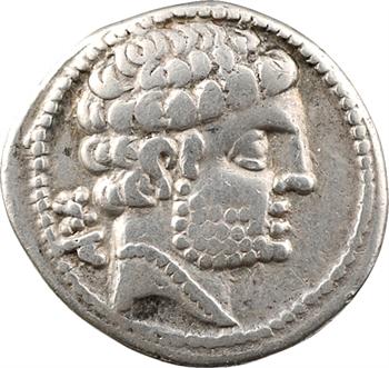 Espagne, OSCA, drachme, s.d. (IIe-Ier s. av. J.-C.) Huesca