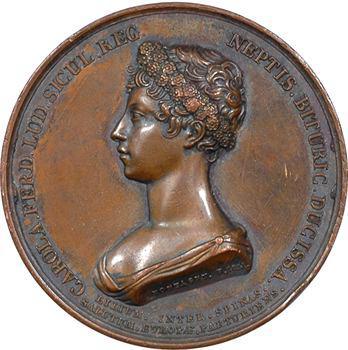 Duchesse de Berry, naissance d'Henri V (l'enfant du miracle), 1821 Paris