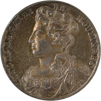 Antoinette des Houlières, par Dassier, s.d. Genève