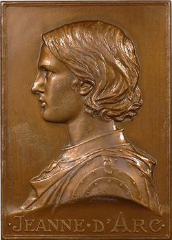 Prud'homme (G.-H.) : Jeanne d'Arc, Ve centenaire de sa mort, 1931 Paris