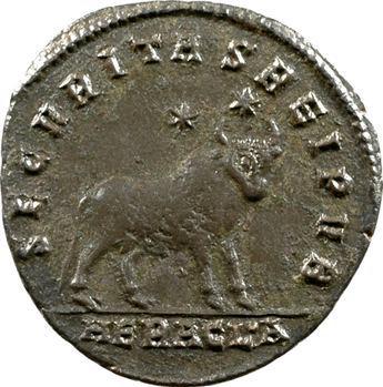 Julien II, double maiorina, Héraclée, 361-363