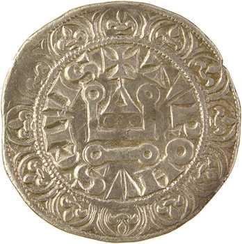 Philippe IV, gros tournois à l'O rond