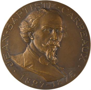 Lindauer (É.) : Jean-Baptiste Carpeaux, s.d. Paris