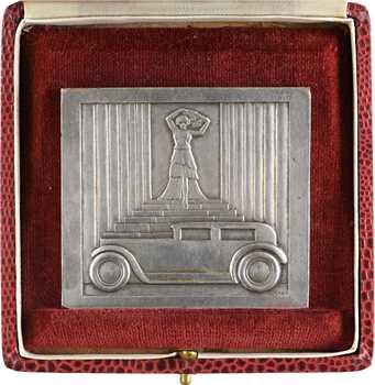 Automobile, 4e concours d'élégance de Charbonnières les Bains, par Fraisse, s.d. (c.1930) Paris