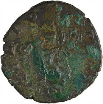 Licinius Ier, follis, Trèves, 316