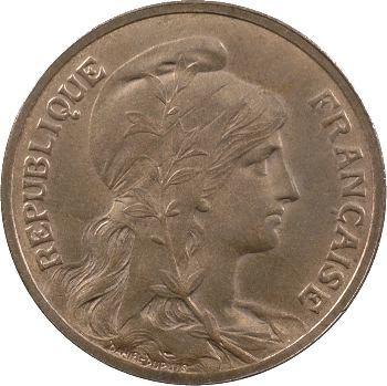 IIIe République, 10 centimes Daniel-Dupuis, 1902 Paris