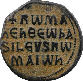 Romain Ier, follis, Constantinople, 920-944