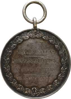 Louis-Philippe Ier, prix de l'école de géométrie d'Arras, 1834