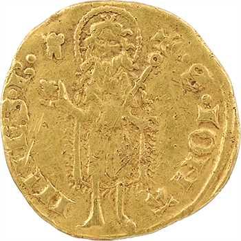 Dauphiné, Viennois (dauphins du), Charles Ier dauphin (futur Roi Charles V), florin d'or, 2e émission, s.d. (avant 1364)