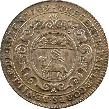Normandie, Ch.-F.-F. de Montmorency-Luxembourg, gouverneur, 1709