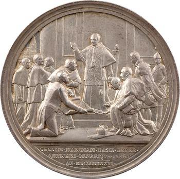 Vatican, Léon XIII, amplification et décoration de la Basilique de Lateranense, An IX (1886) Rome