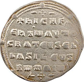 Nicéphore II, miliarense, Constantinople, 963-969