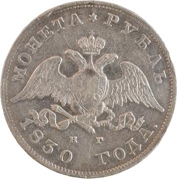 Russie, Nicolas Ier, rouble, 1830 Saint-Pétersbourg