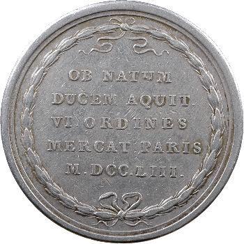 Louis XV, Naissance du Duc d'Aquitaine, 1753 Paris