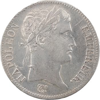 Premier Empire, 5 francs Empire, 1811 Bayonne