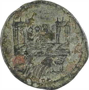 Constantin Ier (sous), anonymes, demi-nummus commémoratif, Constantinople, 330-354