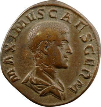 Maxime, sesterce, Rome, 236-238