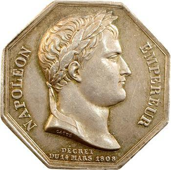 Louis-Philippe Ier, Chambre syndicale des officiers gardes du commerce, 1841 Paris