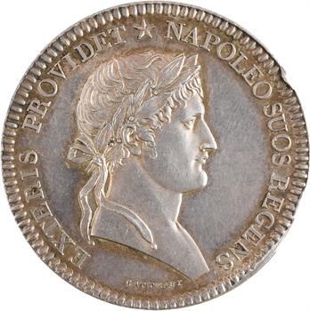 Premier Empire, rétablissement du collège britannique, par Gatteaux, s.d. (1804) Paris