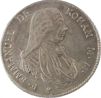 Malte, Emmanuel de Rohan, 30 tari, 1790 La Valette
