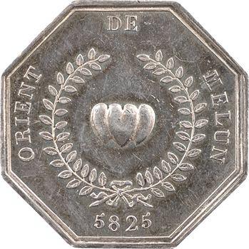Orient de Melun, 5825 (1825) [1832-1841] Paris