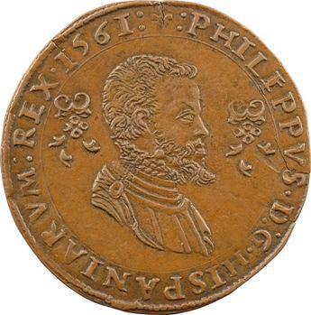 Pays-Bas Méridionaux, Philippe II et Isabelle de Valois, 1561 Bruges